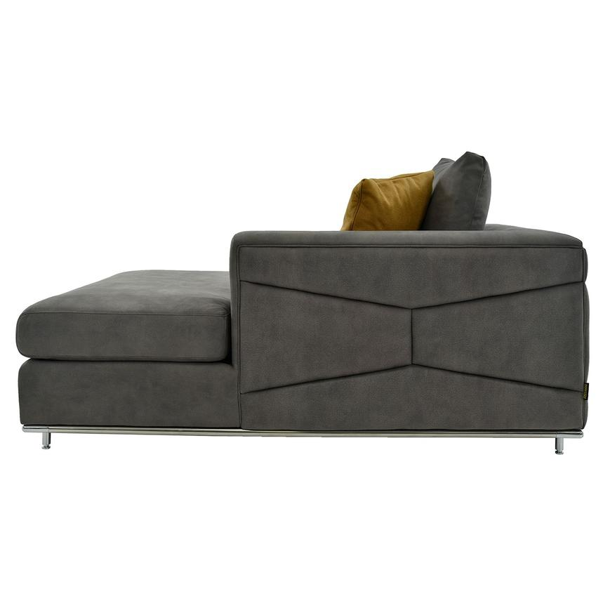 Grigio Gray Right Chaise  alternate image, 5 of 8 images.