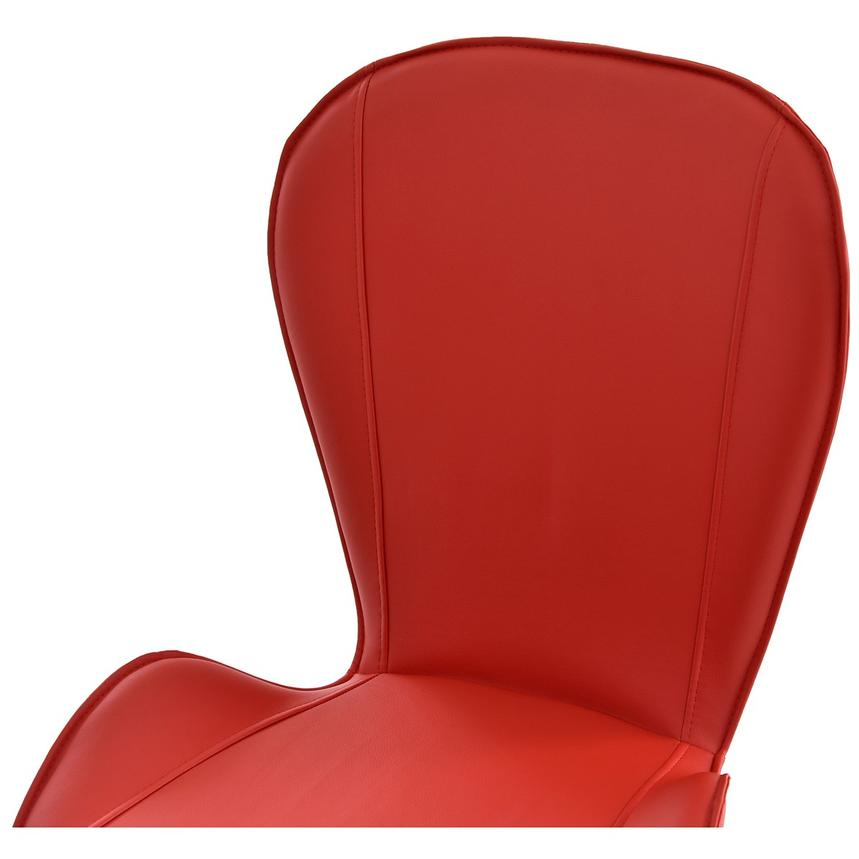 Latika Red Side Chair  alternate image, 5 of 6 images.