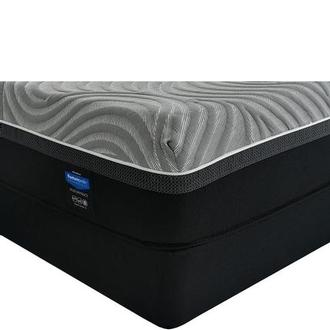 Copper II Full Mattress w/Low Foundation by Sealy Posturepedic Hybrid
