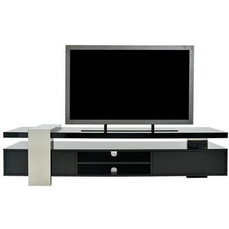 Totem Black Tv Stand