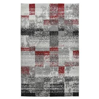 Merit Red 5' x 8' Area Rug