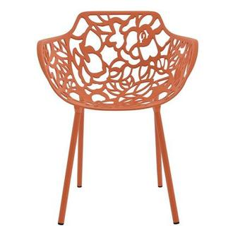 Rosie Orange Chair