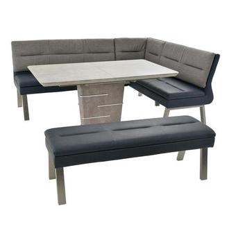 Jezebel Corner Nook Set w/Bench