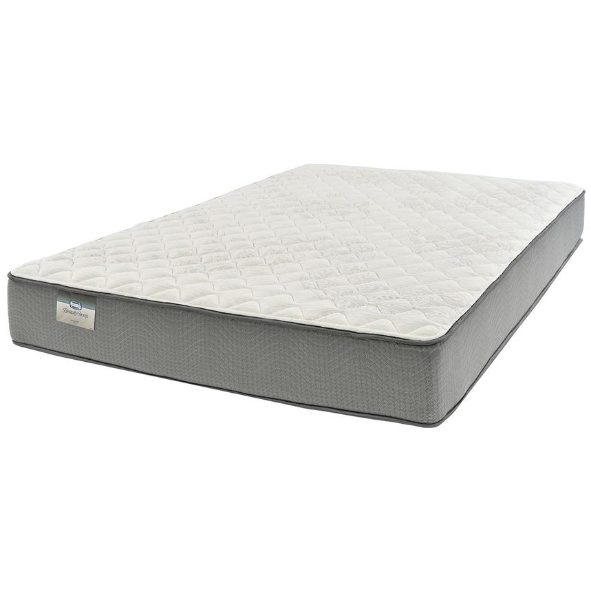 Emerald Full Mattress by Simmons BeautySleep  main image, 1 of 4 images.