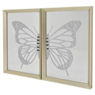 Mariposa Set of 2 Wall Decor