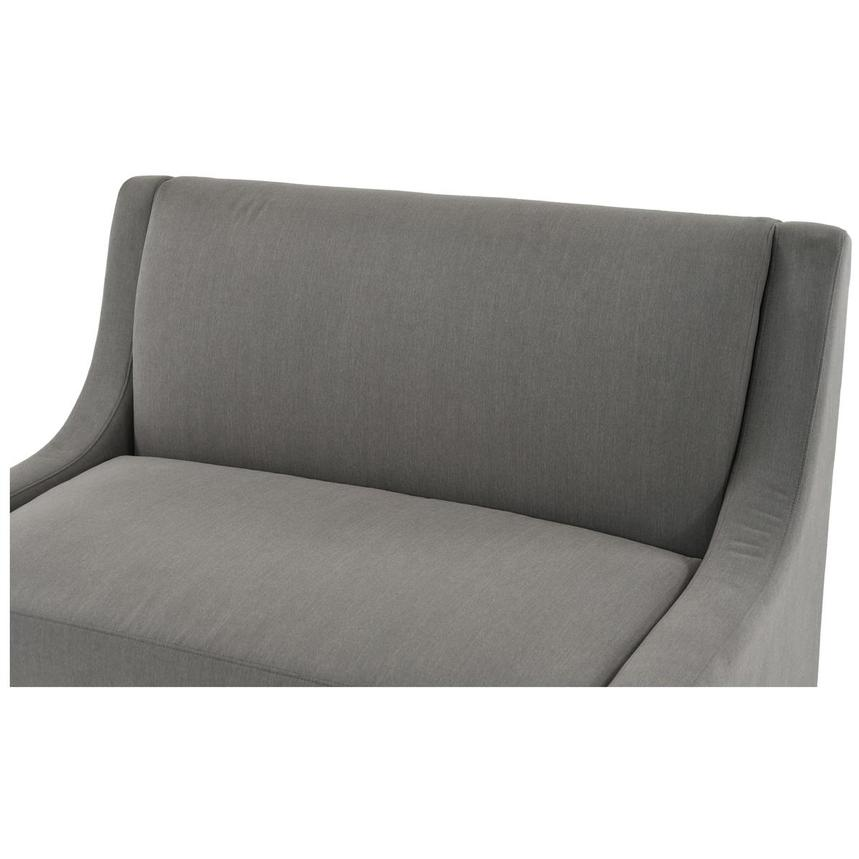 Klein Gray Sleeper Chair  alternate image, 5 of 7 images.