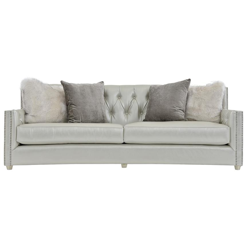 Sonia Cream Sofa  main image, 1 of 7 images.