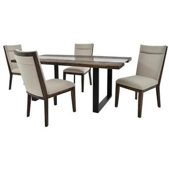 Dumont 5-Piece Formal Dining Set