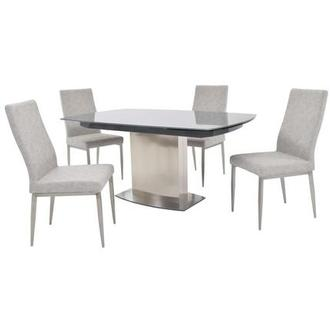 Mavis 5-Piece Formal Dining Set