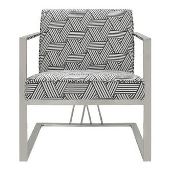 Fairmont Gray Accent Chair