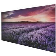 Lavender Acrylic Wall Art  alternate image, 2 of 3 images.