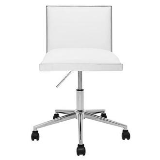 Emario White Desk Chair