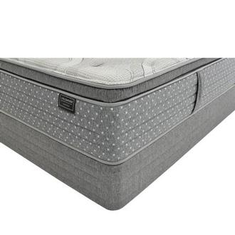 Corvara King Mattress w/Low Foundation by Carlo Perazzi
