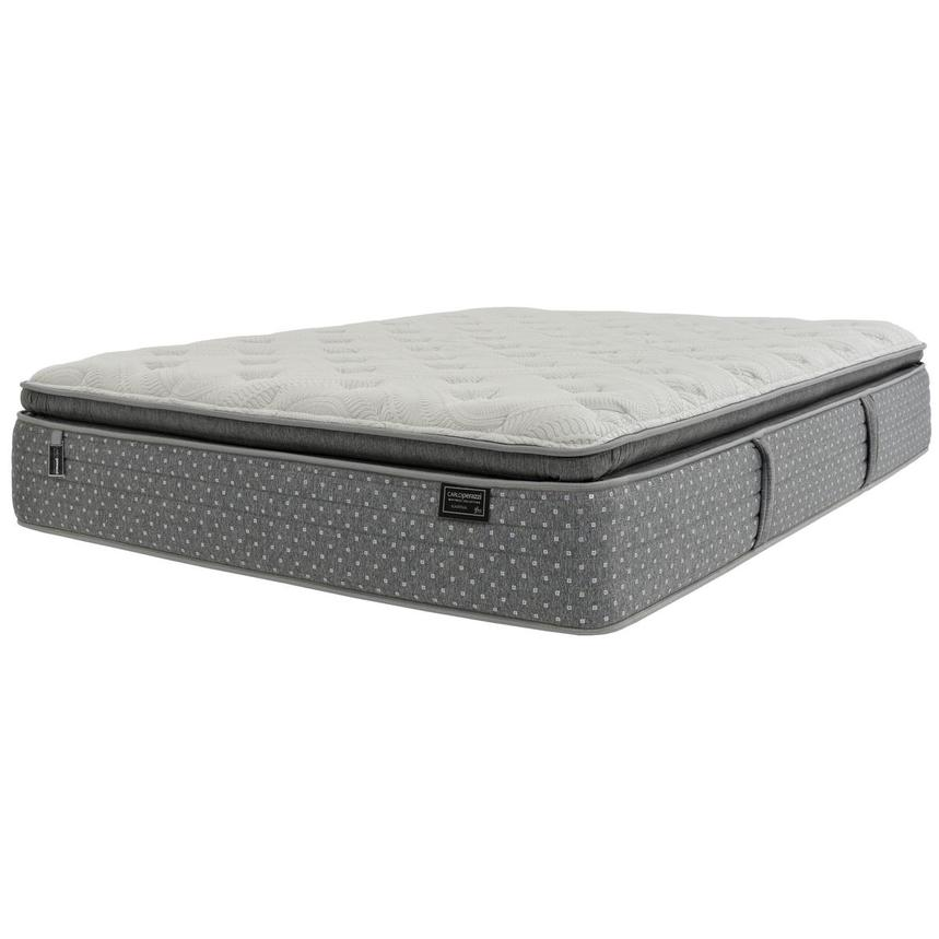 Karina iFlex Queen Mattress by Carlo Perazzi  main image, 1 of 4 images.