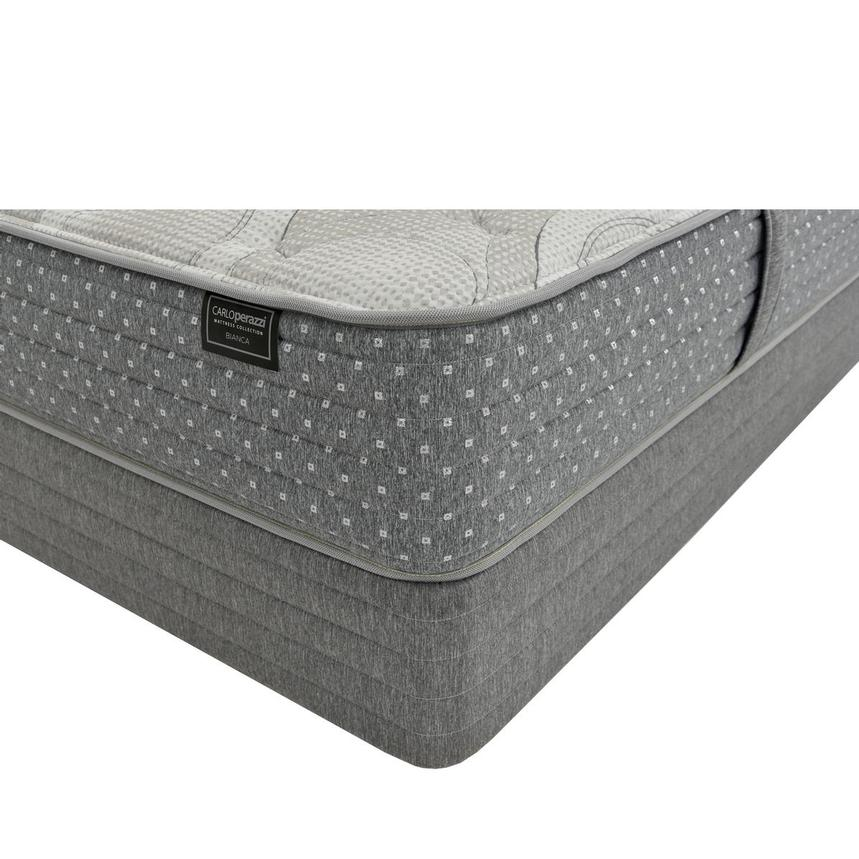 Bianca Queen Mattress w/Regular Foundation by Carlo Perazzi  main image, 1 of 4 images.