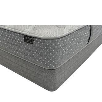 Bianca Queen Mattress w/Low Foundation by Carlo Perazzi