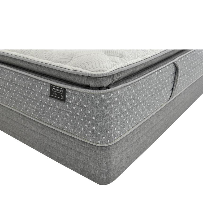 Karina iFlex Twin XL Mattress w/Regular Foundation by Carlo Perazzi  main image, 1 of 4 images.