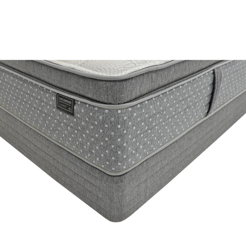 Livorno iFlex Twin XL Mattress w/Low Foundation by Carlo Perazzi  main image, 1 of 4 images.