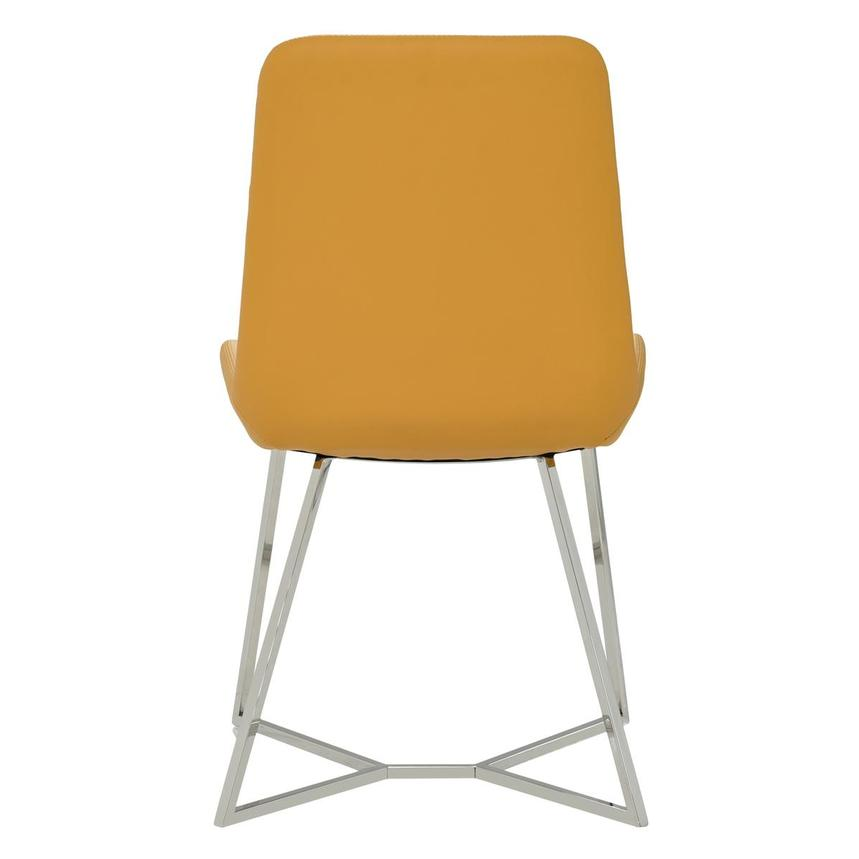 Brianna Yellow Side Chair  alternate image, 4 of 6 images.