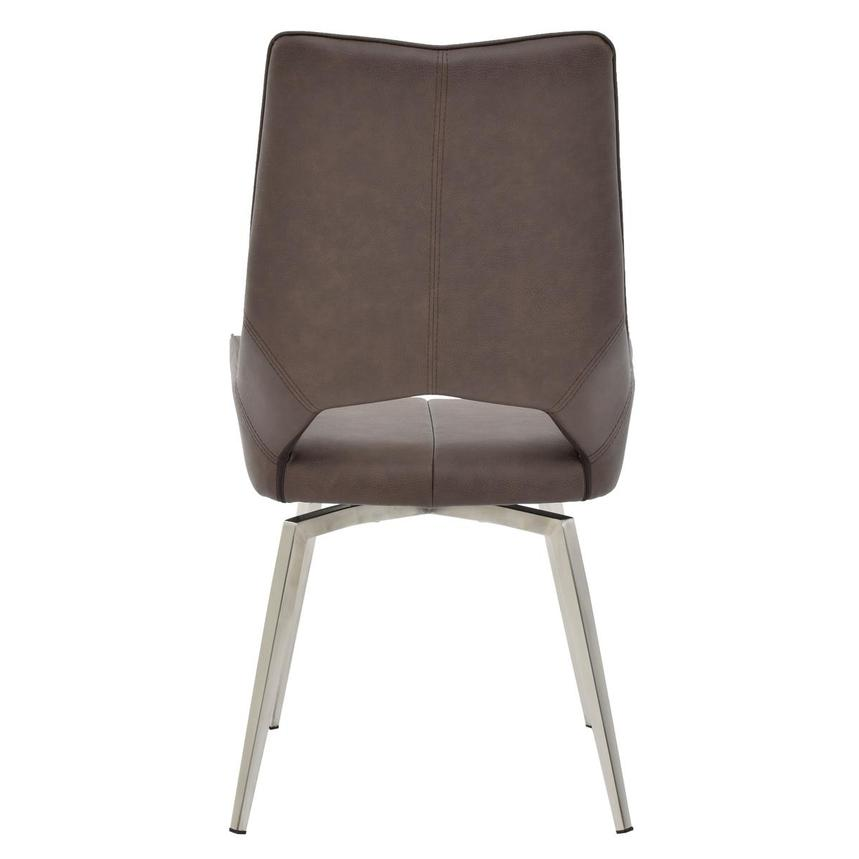 Kalia Brown Side Chair  alternate image, 4 of 7 images.