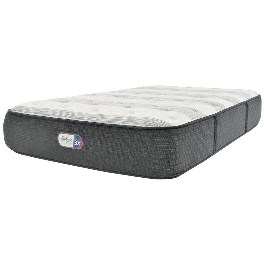Clover Spring Queen Mattress by Simmons Beautyrest Platinum  main image, 1 of 5 images.