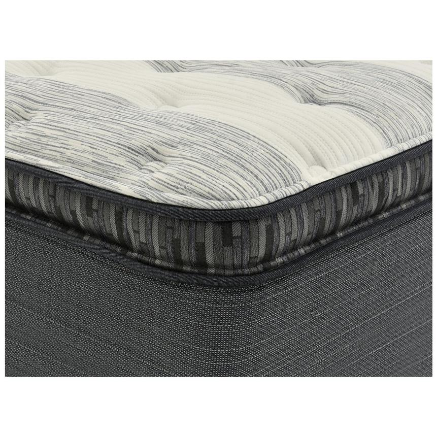 Clover Spring PT King Mattress by Simmons Beautyrest Platinum  alternate image, 2 of 5 images.