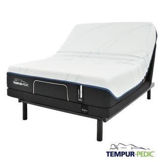 ProAdapt Soft King Memory Foam Mattress w/Ergo® Powered Base by Tempur-Pedic