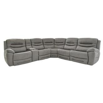 Dan Gray Power Reclining Sectional