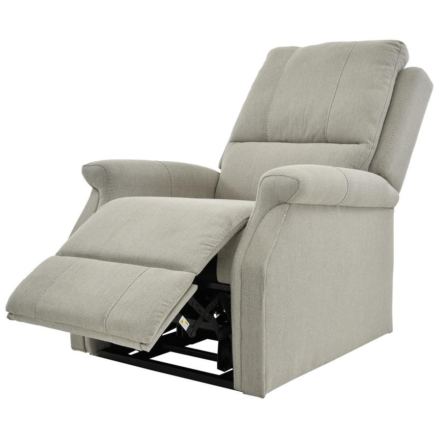 Bailey Cream Power Lift Recliner  alternate image, 3 of 10 images.