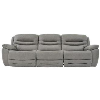 Dan Gray Oversized Sofa