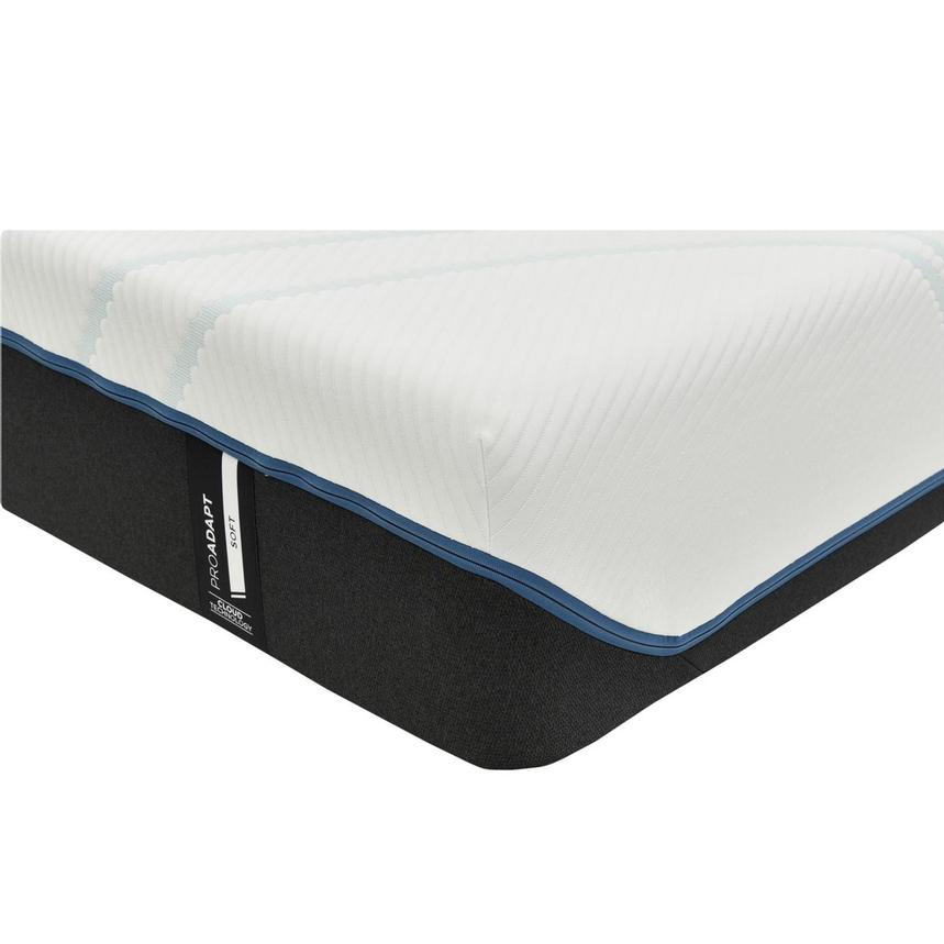 ProAdapt Soft Full Memory Foam Mattress by Tempur-Pedic  main image, 1 of 6 images.