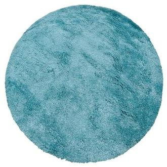 Cosmo Turquoise 8' Round Area Rug