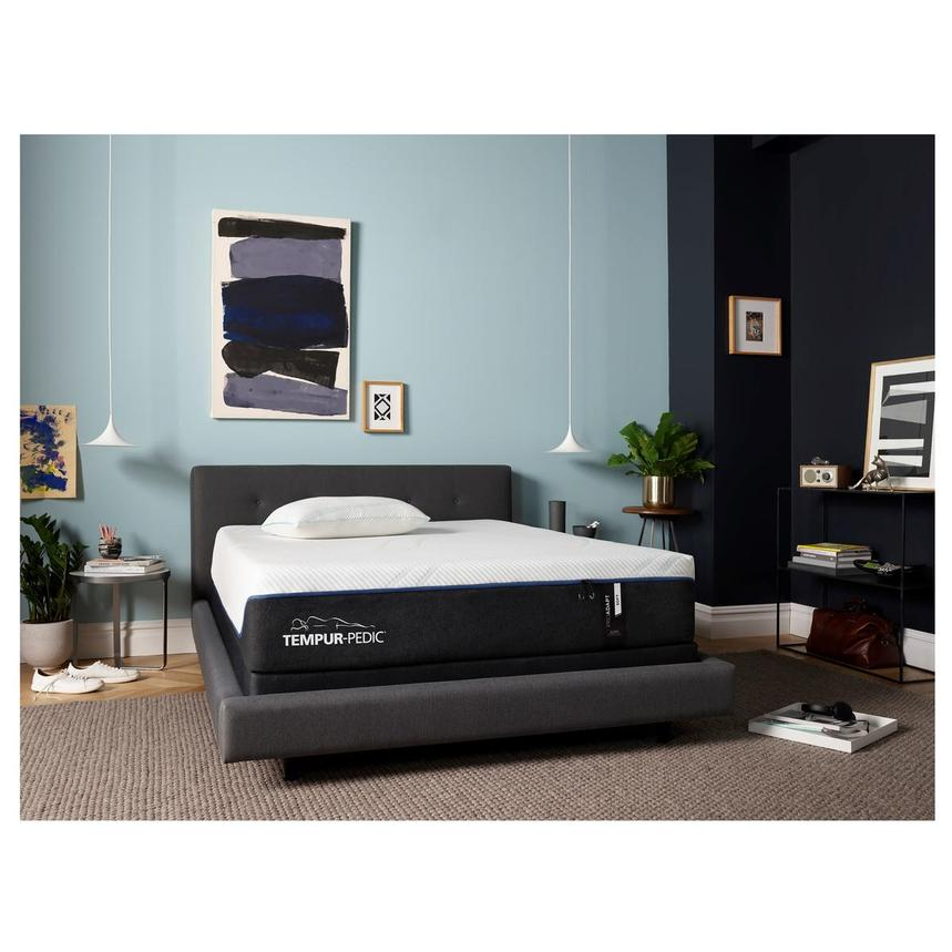 ProAdapt Soft Queen Memory Foam Mattress w/Low Foundation by Tempur-Pedic  alternate image, 2 of 6 images.