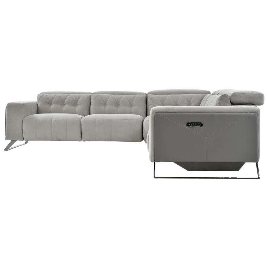 Elise Power Reclining Sectional  alternate image, 3 of 6 images.