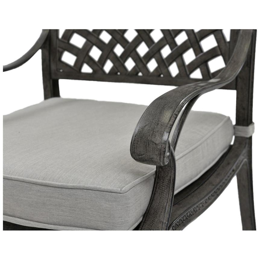 Castle Rock Gray Dining Chair  alternate image, 6 of 6 images.