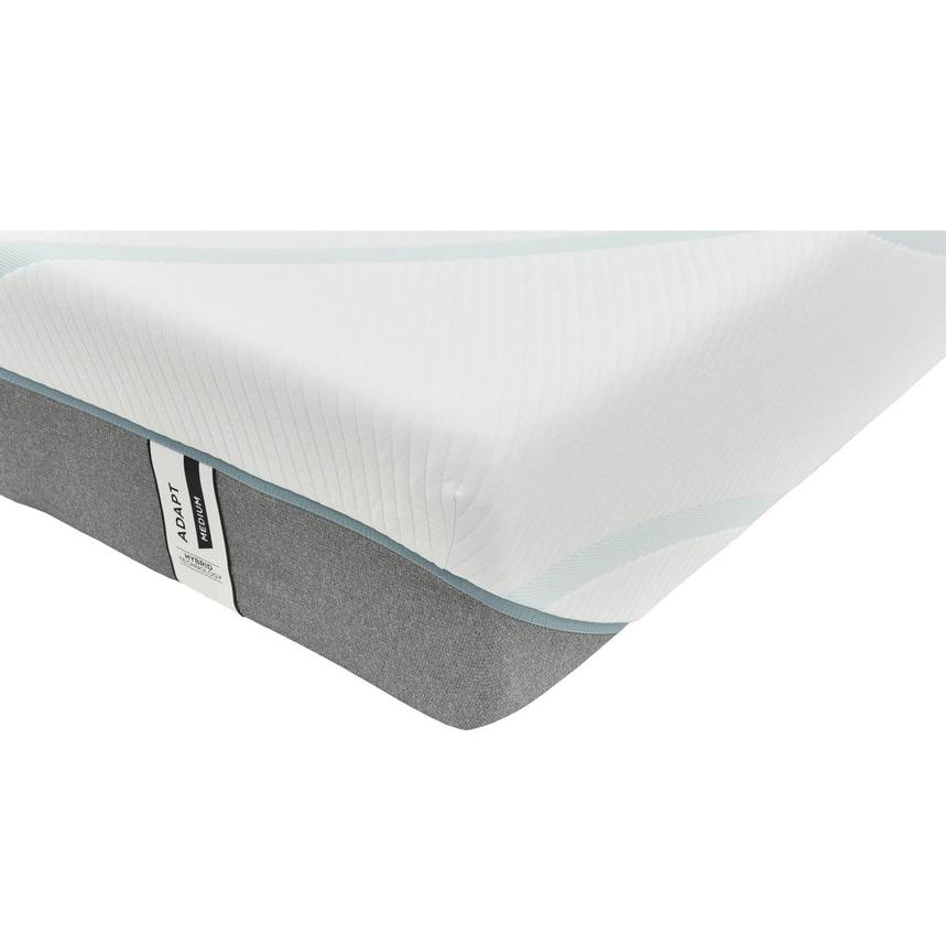 Adapt HB MS Twin Memory Foam Mattress by Tempur-Pedic  main image, 1 of 6 images.