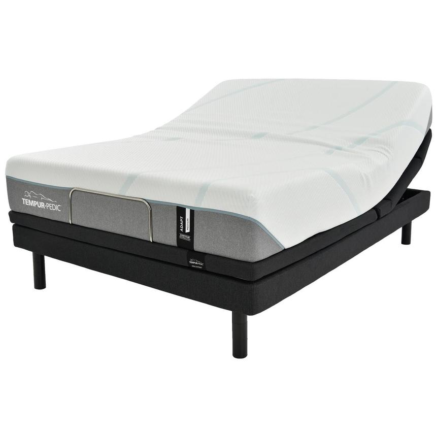 Adapt MF King Memory Foam Mattress w/Ergo® Extend Powered Base by Tempur-Pedic  main image, 1 of 6 images.