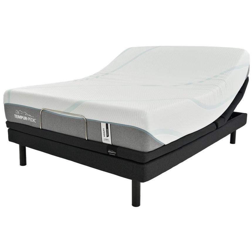 Adapt HB MS King Memory Foam Mattress w/Ergo® Extend Powered Base by Tempur-Pedic  main image, 1 of 6 images.