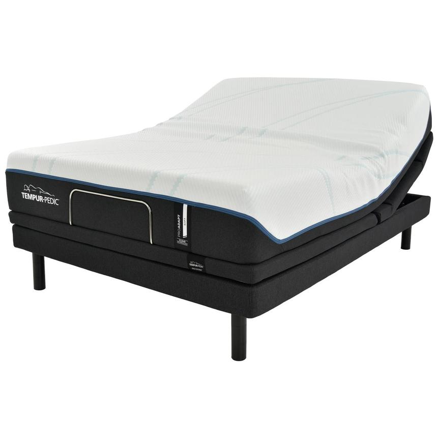 ProAdapt Soft Twin XL Memory Foam Mattress w/Ergo® Extend Powered Base by Tempur-Pedic  main image, 1 of 7 images.