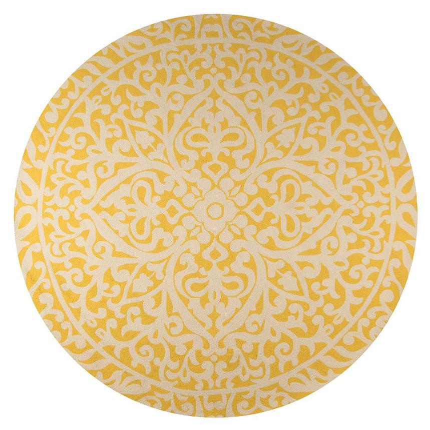 Lanai 9' Round Indoor/Outdoor Area Rug  main image, 1 of 2 images.