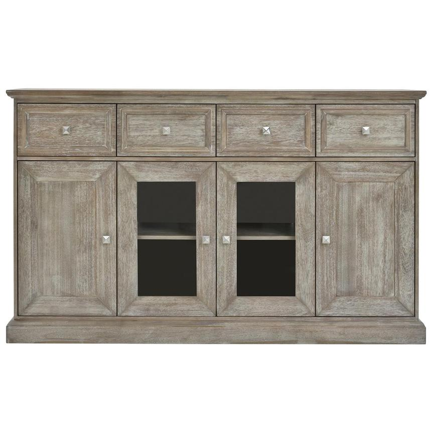 Hudson Gray Sideboard  main image, 1 of 7 images.