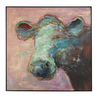Bessie Canvas Wall Art