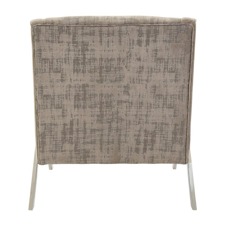 Aliany Beige Accent Chair  alternate image, 4 of 5 images.