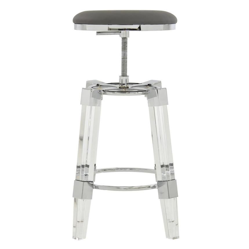Julie Gray Adjustable Stool  alternate image, 4 of 5 images.
