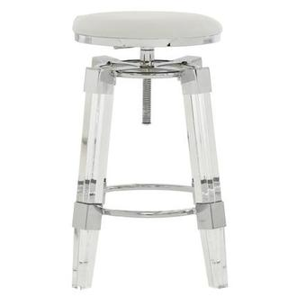 Julie White Adjustable Stool