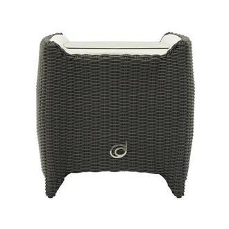 Luxor Gray Side Chair El Dorado Furniture