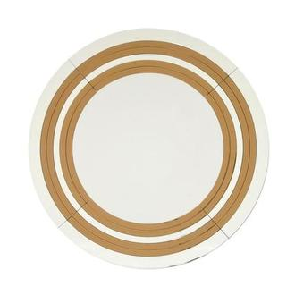 Saturn Round Wall Mirror