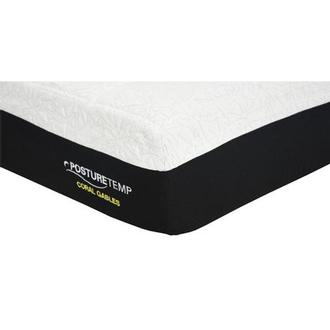 Coral Gables King Memory Foam Mattress by Classic Brands