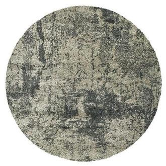 Dark Canyon 8' Round Area Rug