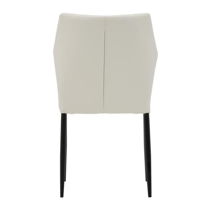 Zari White Side Chair  alternate image, 4 of 6 images.